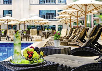 Hotel Golden Sands Dubai Dubai Vereinigte Arabische Emirate (Foto)