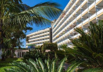 Hotel Blue Sea Interpalace Puerto de la Cruz Spanien (Foto)