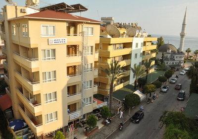Hotel Özcan Alanya Türkei (Foto)