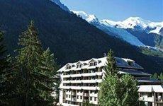 Hotel Pierre & Vacances Le Chamois Blanc Residence Chamonix Frankreich (Foto)