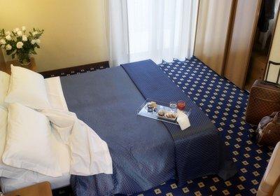 Hotel Biancamano Rimini Italien (Foto)