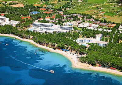 Hotel Grand Hotel Elaphusa Bol Kroatien (Foto)