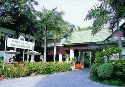 Hotel The Green Park Resort Pattaya Thailand (Foto)