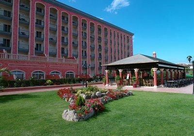 Hotel Las Aguilas Puerto de la Cruz Spanien (Foto)