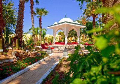 Hotel Medina Samira Club Hammamet Tunesien (Foto)