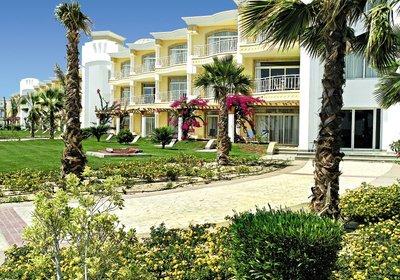 Hotel Inter Continental Resort Abu Soma Safaga Ägypten (Foto)