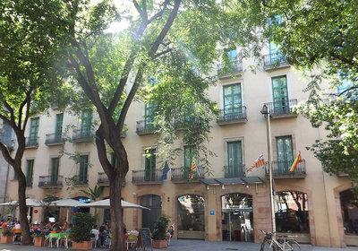 Hotel Sant Agusti Barcelona Spanien (Foto)