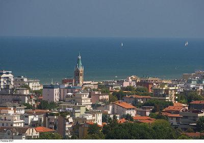 Hotel Tamanco Rimini Italien (Foto)
