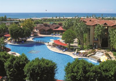 Hotel Miramare Queen Side-Kumköy Türkei (Foto)
