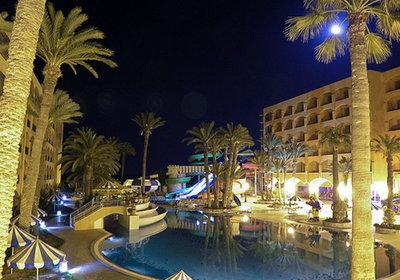 Hotel Marabout Sousse Tunesien (Foto)
