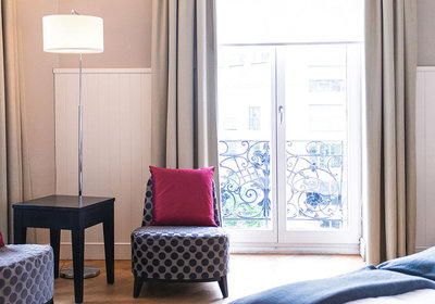 Hotel Victoria Frankfurt am Main Deutschland (Foto)