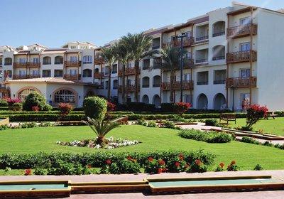 Hotel Dana Beach Resort Hurghada Ägypten (Foto)