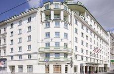 Hotel Austria Trend Ananas Wien Österreich (Foto)