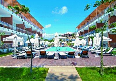 Hotel Kastalia Club Alanya-Konakli Türkei (Foto)