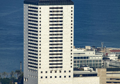 Hotel Hilton Izmir Izmir Türkei (Foto)