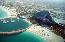 Hotel Jumeirah Beach Dubai Vereinigte Arabische Emirate (Foto)