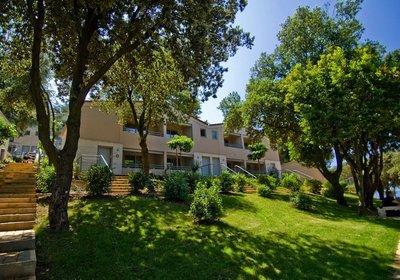 Hotel Belvedere Vrsar Vrsar Kroatien (Foto)