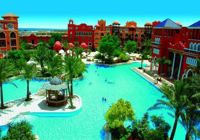 Hotel Grand Resort Hurghada Hurghada Ägypten (Foto)