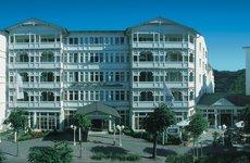 Hotel Vier Jahreszeiten Binz Binz Deutschland (Foto)