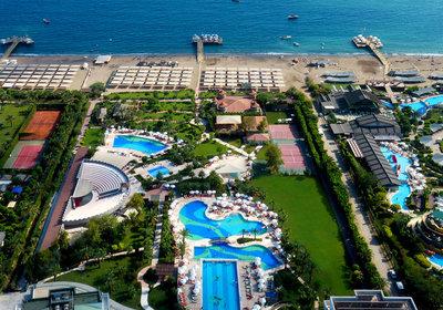 Hotel Sherwood Breezes Resort Antalya-Lara Türkei (Foto)