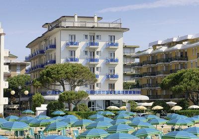 Hotel Croce di Malta Lido di Jesolo Italien (Foto)
